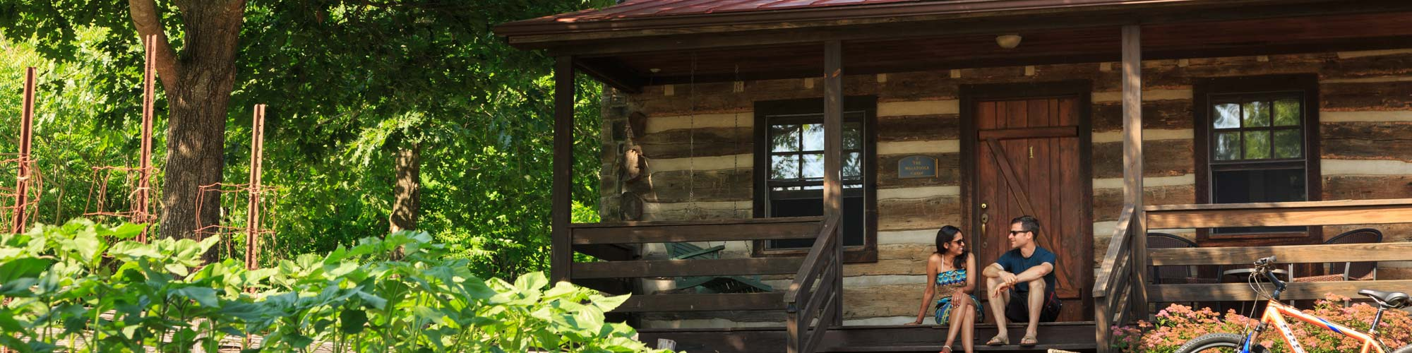lodge virginia cabins mountains in and bath b lewis inn county fort a cabin